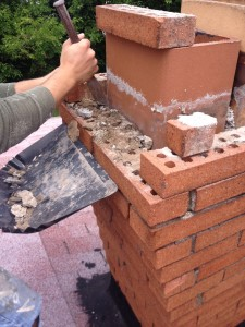 Brick Tuck Point Example 7