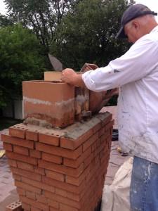 Brick Tuck Point Example 3