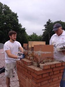 Brick Tuck Point Example 6