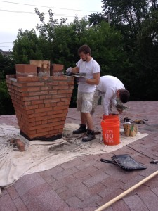 Brick Tuck Point Example 5