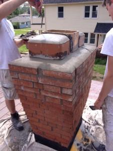 Brick Tuck Point Example 4